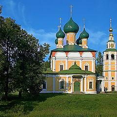 "photo ""Uglich, Spaso- Transfiguration Cathedral"""