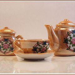 "photo ""Miniature Tea Set"""