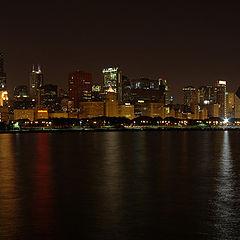 "фото ""Даунтаун Чикаго"""