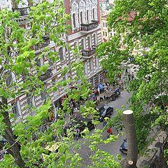 """photo """"Kiev spring"""""""