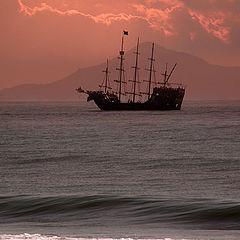 "photo ""Caribean pirates"""