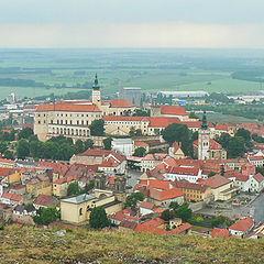 "photo ""Mikulov, Czech Republic"""