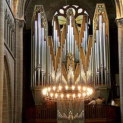 """photo """"Church organ"""""""