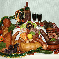 """photo """"Holiday of a stomach"""""""