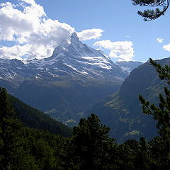 "фото ""The Alpes"""