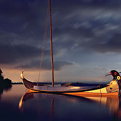 "фото ""Traditional boat"""