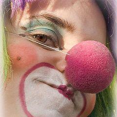 """фото """"Лукавый клоун"""""""