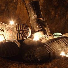 """фото """"Ботинки Аристарха"""""""