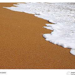 """photo """"Golden Beaches - Sri Lanka"""""""