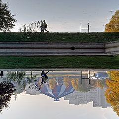 """photo """"autumn illusion"""""""
