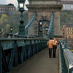 "фото ""a mighty bridge.."""