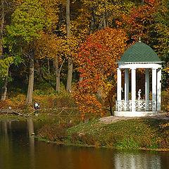 "photo ""Belkino pond"""