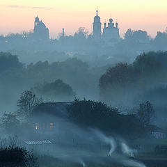 "photo ""Borovsk autumn"""