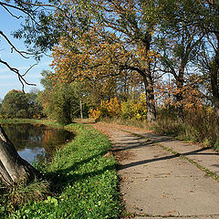 "photo ""Lugovoii (Meadow) Park"""