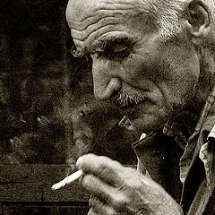 "фото ""smoker for life"""