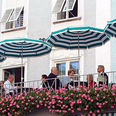 "photo ""Cafe Tomaselli terrace"""