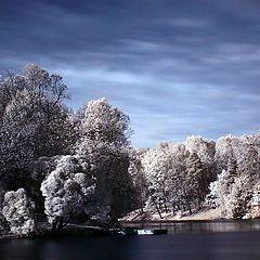 """photo """"Unreal Winter"""""""