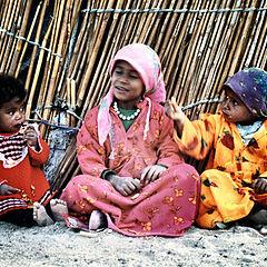 """фото """"дети Аравийской пустыни"""""""