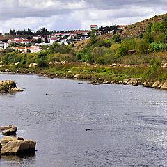 """photo """"River Tagus"""""""