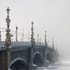 "photo ""Winter fog"""