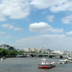 "photo ""The River Thames"""
