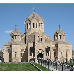 """фотоальбом """"Армения - по святым местам"""""""