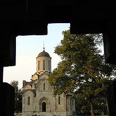 "photo ""Spaso- Andronikov a monastery."""