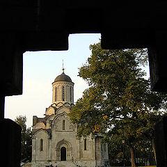 "photo ""Spaso- Andronikov a monastery."""
