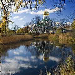 "photo ""Pushkin. Theodor Cathedral"""