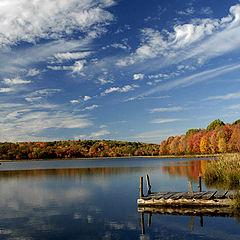 "фото ""A beautiful Fall day"""