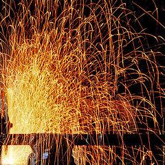 "photo ""Burst of Sparkles #2"""