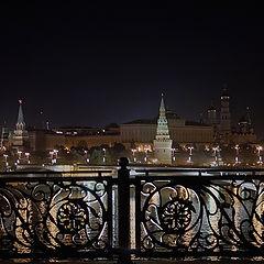 """фото """"Вечерняя Москва"""""""
