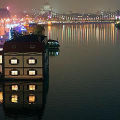 """фото """"Ночное лицо города"""""""