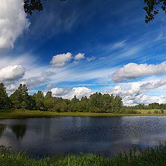 "photo ""Penorama 7. Barskiy Pond."""
