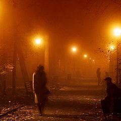 "photo ""Night & Fog"""