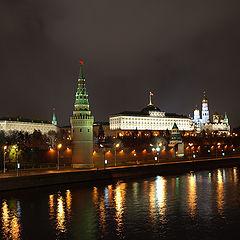 "фото ""Огни Москвы №....."""