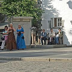 """photo """"Norway and Norwegians. Ladies."""""""