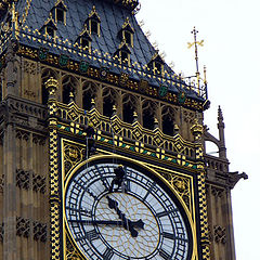 """фото """"Big Ben with little surprise"""""""
