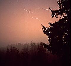 "фото ""Ночной туман"""