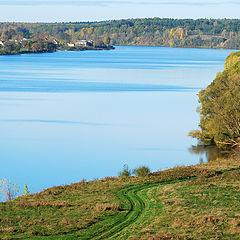 """photo """"Daugava river"""""""