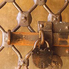 "photo ""Old monaster fence"""