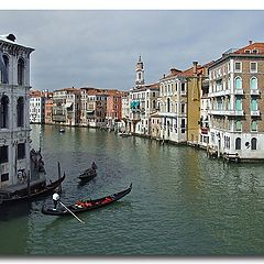 """photo """"Grand canal"""""""