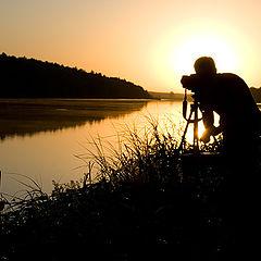 """фото """"Ловец утра"""""""