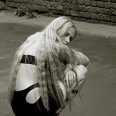 "photo ""city mermaid"""