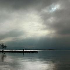 "фото ""Lake Dramatic"""