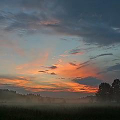 "photo ""August evening"""