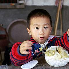 "фото ""Uncle, wanna eat?"""