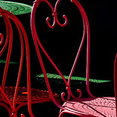 "photo ""Chairs"""