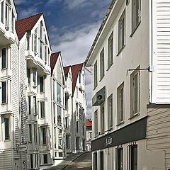"""photo """"White Street"""""""