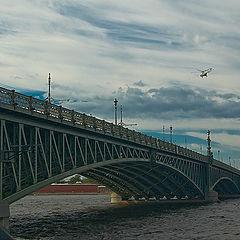 """фото """"Мосты Санкт-Петербура(1)"""""""
